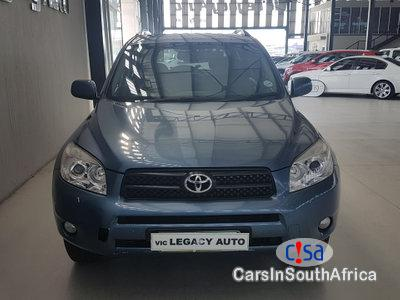 Picture of Toyota RAV-4 2.2 Manual 2008