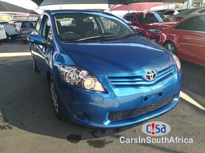 Picture of Toyota Auris 1.3 Manual 2011