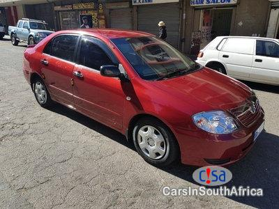 Toyota Corolla 1.6 Manual 2008 in South Africa - image