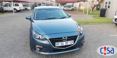 Picture of Mazda Mazda3 1.6 Manual 2016
