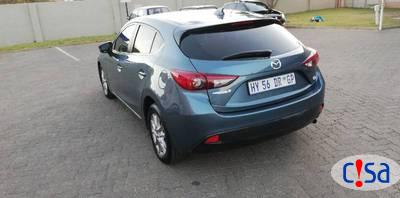 Picture of Mazda Mazda3 1.6 Manual 2016 in Gauteng