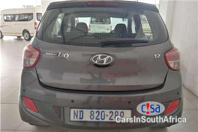 Hyundai i10 1.2 Manual 2015 in South Africa