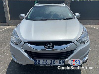 Hyundai ix35 2.0 Manual 2012