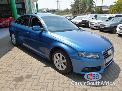 Pictures of Audi A4 1.8 Automatic 2010