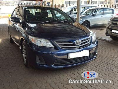 Picture of Toyota Corolla 1.3 Manual 2013