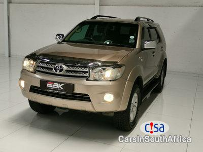 Toyota Fortuner 4.0 Automatic 2010
