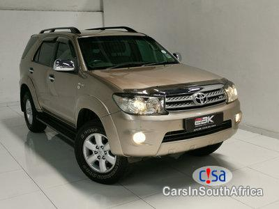 Toyota Fortuner 4.0 Automatic 2010 in Gauteng