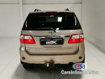 Picture of Toyota Fortuner 4.0 Automatic 2010 in South Africa