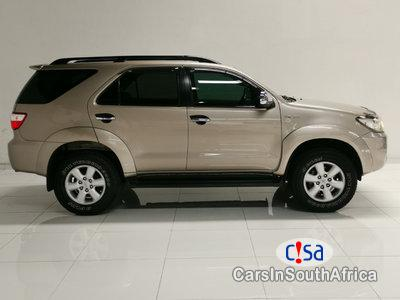 Toyota Fortuner 4.0 Automatic 2010 in Gauteng - image