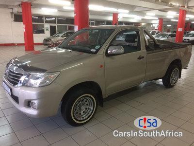 Toyota Hilux 2.0 Manual 2015