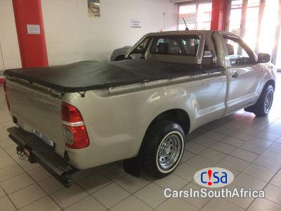 Toyota Hilux 2.0 Manual 2015 in South Africa