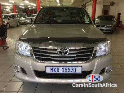 Picture of Toyota Hilux 2.0 Manual 2015 in South Africa