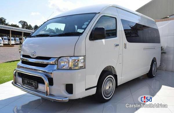 Toyota Quantum 2.7 Manual 2016 in Gauteng