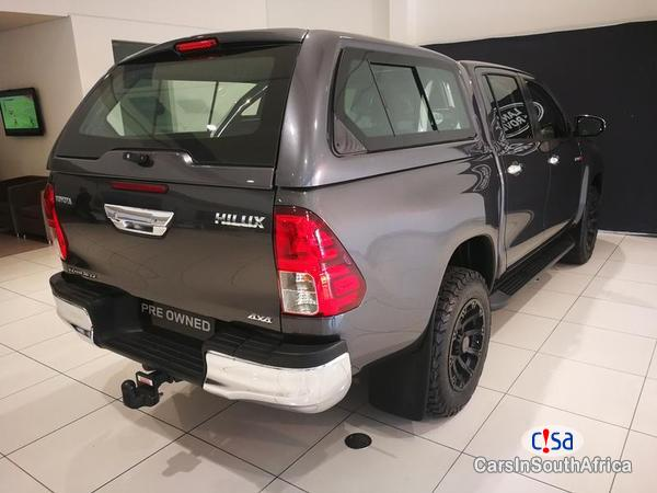 Toyota Hilux 2.8 T Automatic 2016