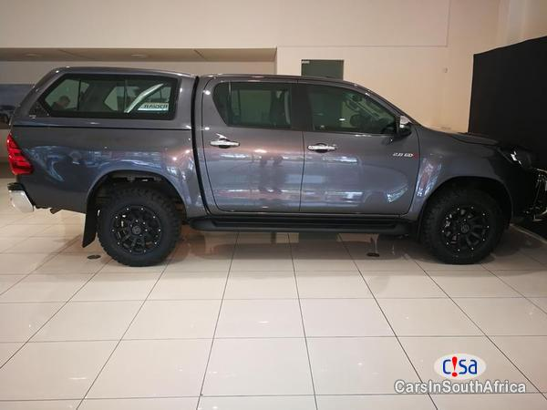 Toyota Hilux 2.8 T Automatic 2016 in Western Cape