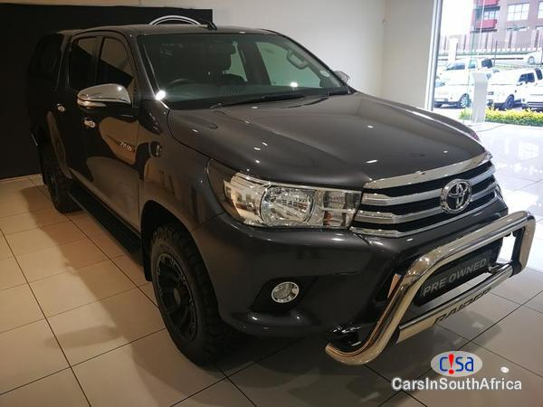 Toyota Hilux 2.8 T Automatic 2016 in South Africa