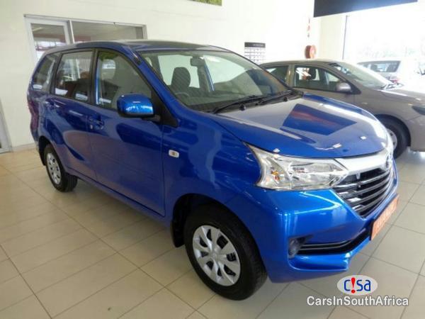 Toyota Avanza 1.5TX Manual 2016 in South Africa