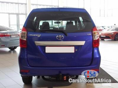 Toyota Avanza Manual 2016 in Mpumalanga
