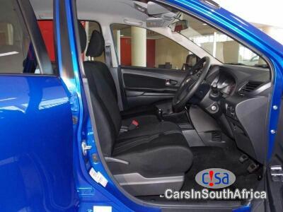 Toyota Avanza Manual 2016 in South Africa
