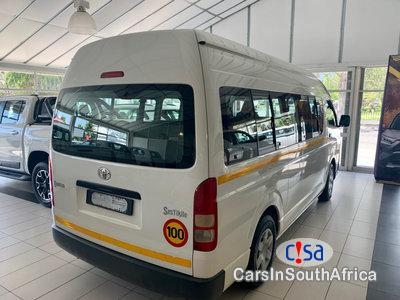 Toyota Quantum 2.5 Manual 2018 in Western Cape