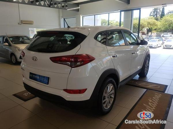 Hyundai Tucson Automatic 2017 in South Africa