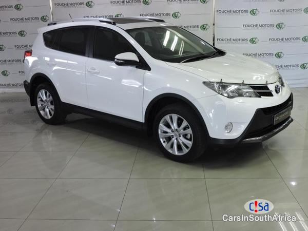 Picture of Toyota RAV-4 2,200 Automatic 2015