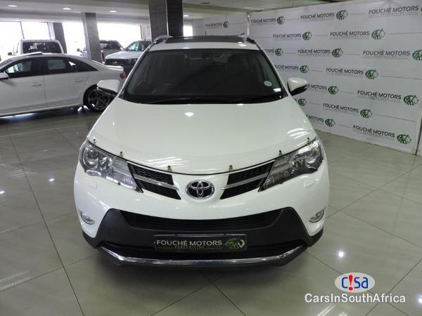 Toyota RAV-4 2,200 Automatic 2015