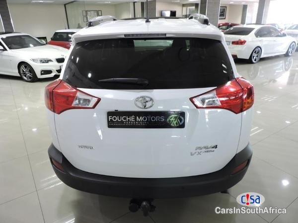 Toyota RAV-4 2,200 Automatic 2015 in North West