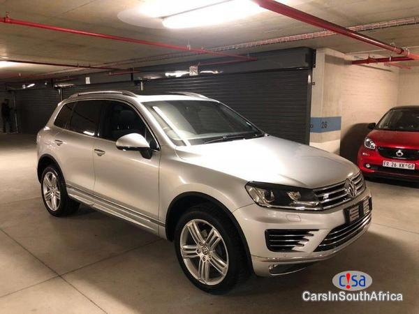 Picture of Volkswagen Touareg Automatic 2016