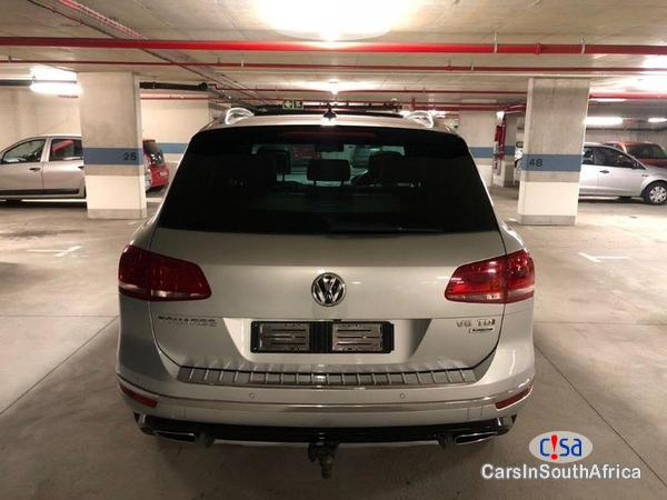 Volkswagen Touareg Automatic 2016 in South Africa