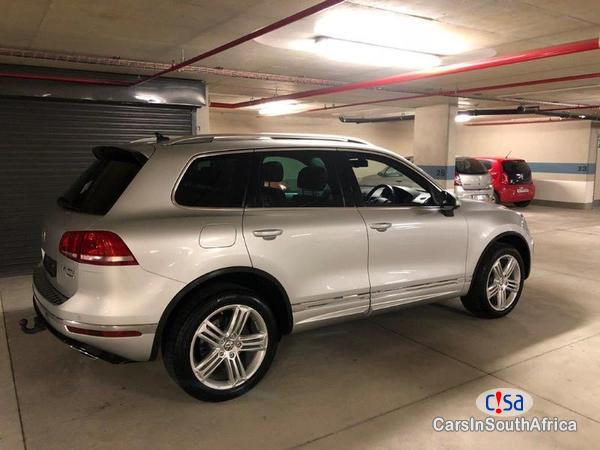 Picture of Volkswagen Touareg Automatic 2016 in KwaZulu Natal