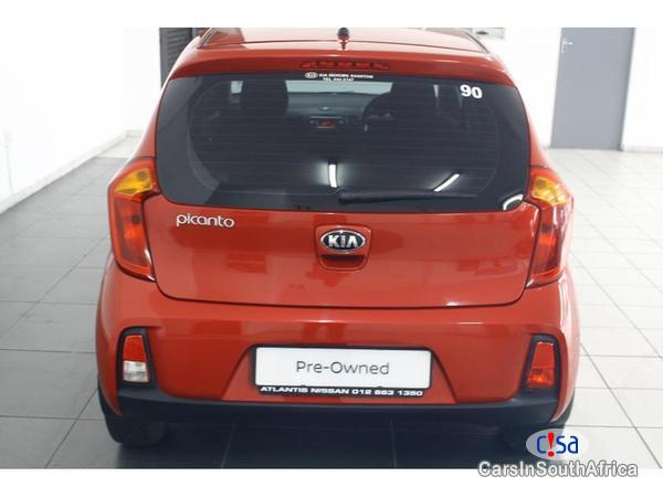 Kia Picanto Manual 2015 in South Africa