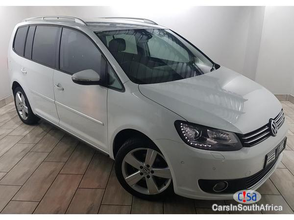Picture of Volkswagen Touran Manual 2014