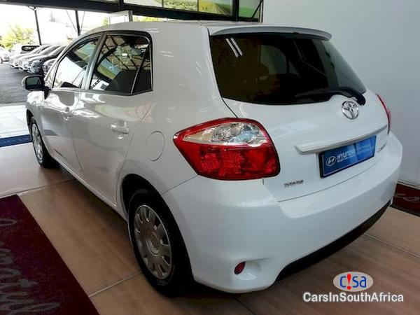 Picture of Toyota Auris 1.3xs Manual 2013 in Limpopo