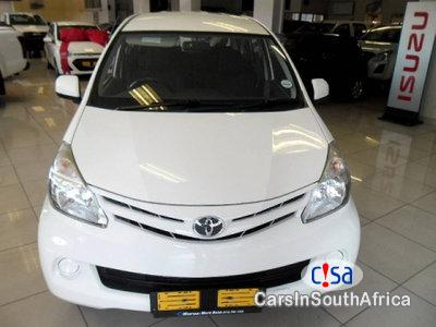 Toyota Avanza 1.5 Manual 2013 in South Africa