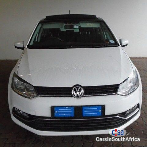 Picture of Volkswagen Polo Tsi Manual 2016