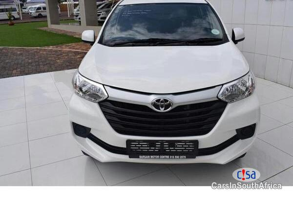 Picture of Toyota Avanza Sx Manual 2016