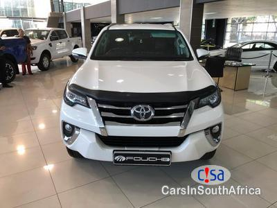 Picture of Toyota Fortuner 2.8 Manual 2016