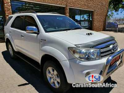 Picture of Toyota Fortuner 3.0D4D Manual 2013