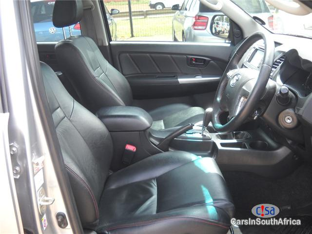 Picture of Toyota Hilux Automatic 2015