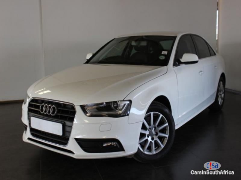 Picture of Audi A4 2.0 Manual 2015