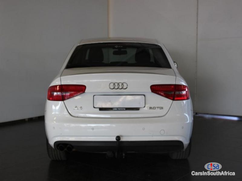 Audi A4 2.0 Manual 2015 in South Africa