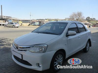 Pictures of Toyota Etios 1.5 Manual 2015