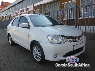 Toyota Etios 1.5 Manual 2015 in Limpopo