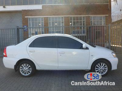 Toyota Etios 1.5 Manual 2015 in South Africa