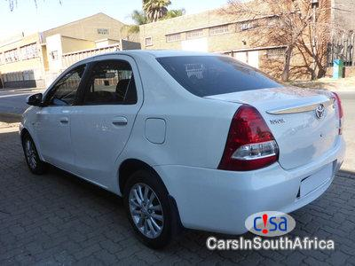 Toyota Etios 1.5 Manual 2015 in South Africa - image