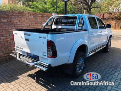 Picture of Toyota Hilux 2.5D Manual 2014