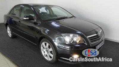 Picture of Toyota Avensis 2.0 Automatic 2006