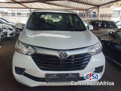 Picture of Toyota Avanza 1.5 Sx 7seats Manual 2015