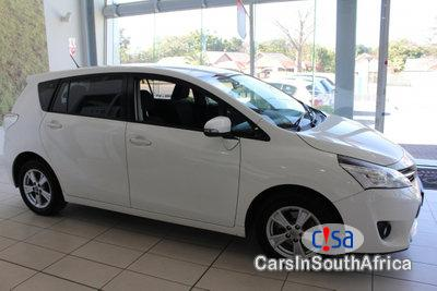Picture of Toyota Verso 1.6 Manual 2014